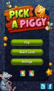 In addition to the game Ninja vs Samurais for Android phones and tablets, you can also download Pick a Piggy for free.