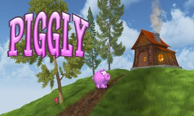Screenshots of the Piggly for Android tablet, phone.