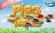 In addition to the game Candy Crush Saga for Android phones and tablets, you can also download Pigs in Trees for free.