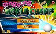 In addition to the game Chasing Yello for Android phones and tablets, you can also download Ping Pong WORLD CHAMP for free.
