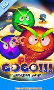 In addition to the game Dragon realms for Android phones and tablets, you can also download PiPi GoGo! for free.