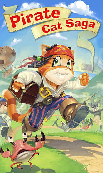 Download Pirate cat: Saga Android free game. Get full version of Android apk app Pirate cat: Saga for tablet and phone.