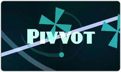 Screenshots of the Pivvot for Android tablet, phone.