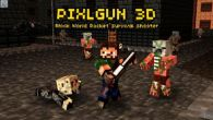 In addition to the game iFighter 1945 for Android phones and tablets, you can also download Pixel Gun 3D (Minecraft style) for free.