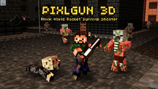 Download Pixel Gun 3D (Minecraft style) Android free game. Get full version of Android apk app Pixel Gun 3D (Minecraft style) for tablet and phone.