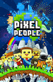 In addition to the game Angry birds go! for Android phones and tablets, you can also download Pixel people for free.