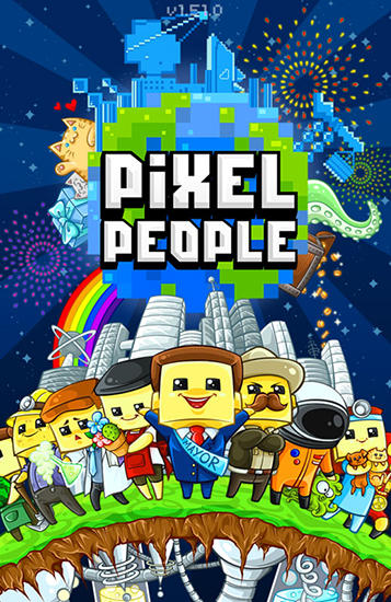 Download Pixel people Android free game. Get full version of Android apk app Pixel people for tablet and phone.