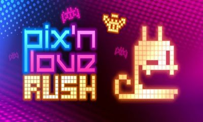 Download Pix'n Love Rush Android free game. Get full version of Android apk app Pix'n Love Rush for tablet and phone.