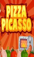 In addition to the game Judge Dredd vs. Zombies for Android phones and tablets, you can also download Pizza Picasso for free.