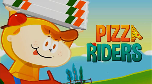 Download Pizza riders Android free game. Get full version of Android apk app Pizza riders for tablet and phone.