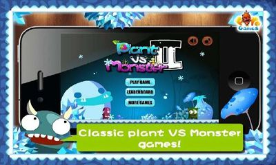 Screenshots of the Plants vs Monster 2 for Android tablet, phone.