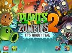 In addition to the game Piggly for Android phones and tablets, you can also download Plants vs. zombies 2: it's about time for free.