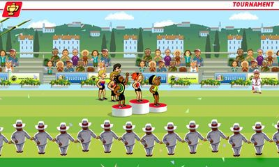 Screenshots of the Playman Summer Games 3 for Android tablet, phone.