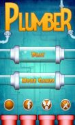 In addition to the game Dominoes for Android phones and tablets, you can also download Plumber for free.