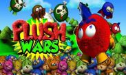 In addition to the game Blue Block for Android phones and tablets, you can also download Plush Wars for free.