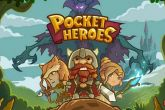 In addition to the game Dragon City for Android phones and tablets, you can also download Pocket heroes for free.