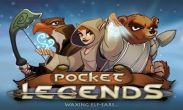 In addition to the game Papaya Farm for Android phones and tablets, you can also download Pocket Legends for free.
