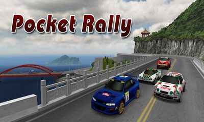 Screenshots of the Pocket Rally for Android tablet, phone.