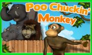 In addition to the game Celebrity smoothies store for Android phones and tablets, you can also download Poo Chuckin' Monkey for free.