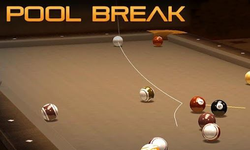 Screenshots of the Pool break pro: 3D Billiards for Android tablet, phone.
