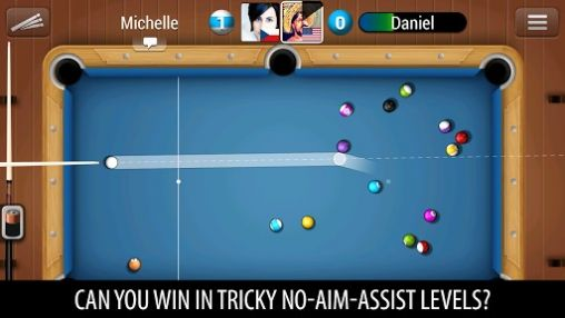 Screenshots of the Pool live tour for Android tablet, phone.
