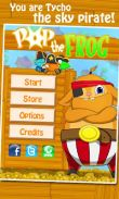 In addition to the game Heroes of destiny for Android phones and tablets, you can also download Pop the Frog for free.