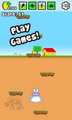 Pou - Android game screenshots. Gameplay Pou.