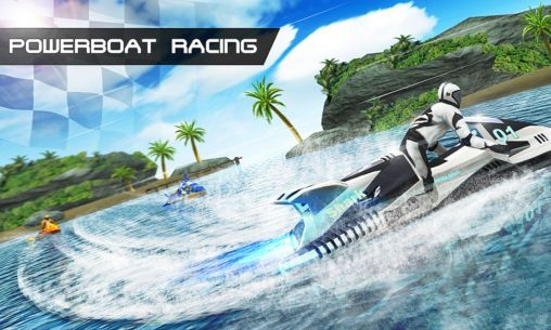 Download Powerboat racing Android free game. Get full version of Android apk app Powerboat racing for tablet and phone.