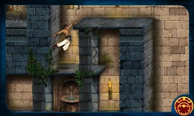 Screenshots of the Prince of Persia Classic for Android tablet, phone.