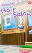 In addition to the game Flappy bird for Android phones and tablets, you can also download Princess Hair Salon for free.