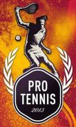 In addition to the game The Dark Knight Rises for Android phones and tablets, you can also download Pro Tennis 2013 for free.