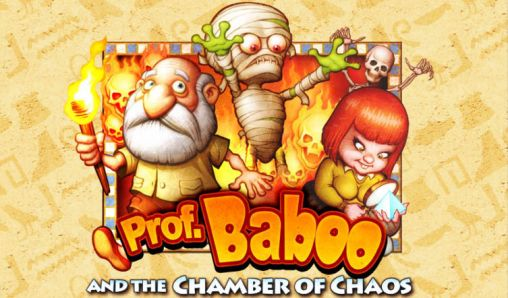 Download Professor Baboo and the chamber of chaos Android free game. Get full version of Android apk app Professor Baboo and the chamber of chaos for tablet and phone.