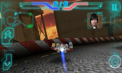 Screenshots of the Protoxide Death Race for Android tablet, phone.