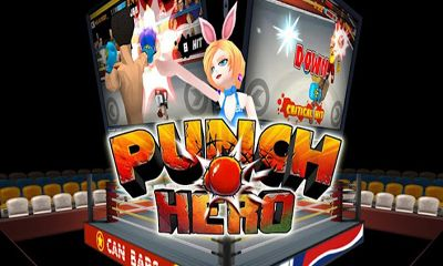 Screenshots of the Punch Hero for Android tablet, phone.