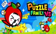 In addition to the game Cut the Rope for Android phones and tablets, you can also download Puzzle Family VS for free.