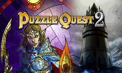Screenshots of the Puzzle Quest 2 for Android tablet, phone.