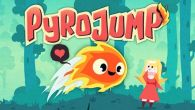 In addition to the game Hello Kitty beauty salon for Android phones and tablets, you can also download Pyro jump for free.