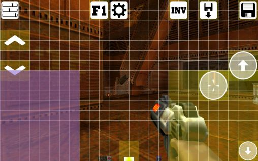 Screenshots of the Quake 2 for Android tablet, phone.