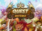 In addition to the game  for Android phones and tablets, you can also download Quest defense: Tower defense for free.