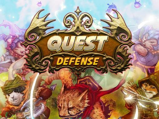 Download Quest defense: Tower defense Android free game. Get full version of Android apk app Quest defense: Tower defense for tablet and phone.