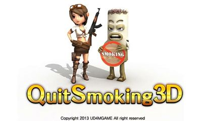 Screenshots of the Quit Smoking 3D(Stop Smoking) for Android tablet, phone.