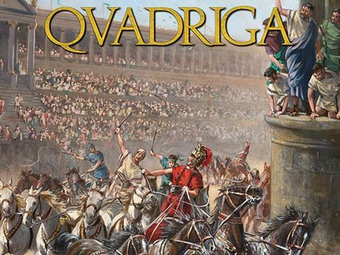 Download Qvadriga Android free game. Get full version of Android apk app Qvadriga for tablet and phone.