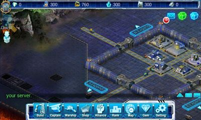 Screenshots of the R-Tech Commander Colony for Android tablet, phone.
