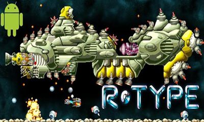 Screenshots of the R-Type for Android tablet, phone.