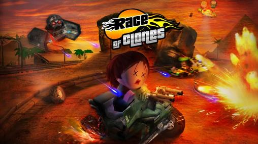 Download Race of clones Android free game. Get full version of Android apk app Race of clones for tablet and phone.