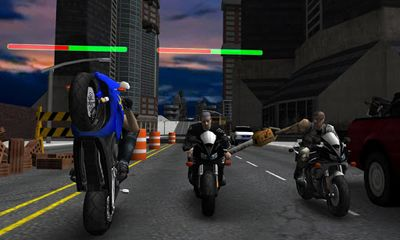 Screenshots of the Race, Stunt, Fight 2 for Android tablet, phone.