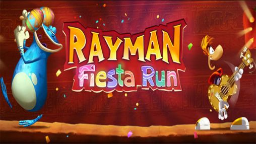 Gratis Free Download Game Rayman : Fiesta Run Apk Android