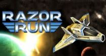 In addition to the game Cut the Rope: Experiments for Android phones and tablets, you can also download Razor Run: 3D space shooter for free.