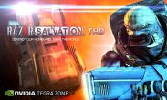 In addition to the game X-Runner for Android phones and tablets, you can also download Razor Salvation THD for free.