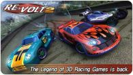 In addition to the game Battle zombies for Android phones and tablets, you can also download Re-volt 2: Best RC 3D racing for free.